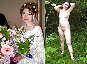 Brides Dressed and Undressed